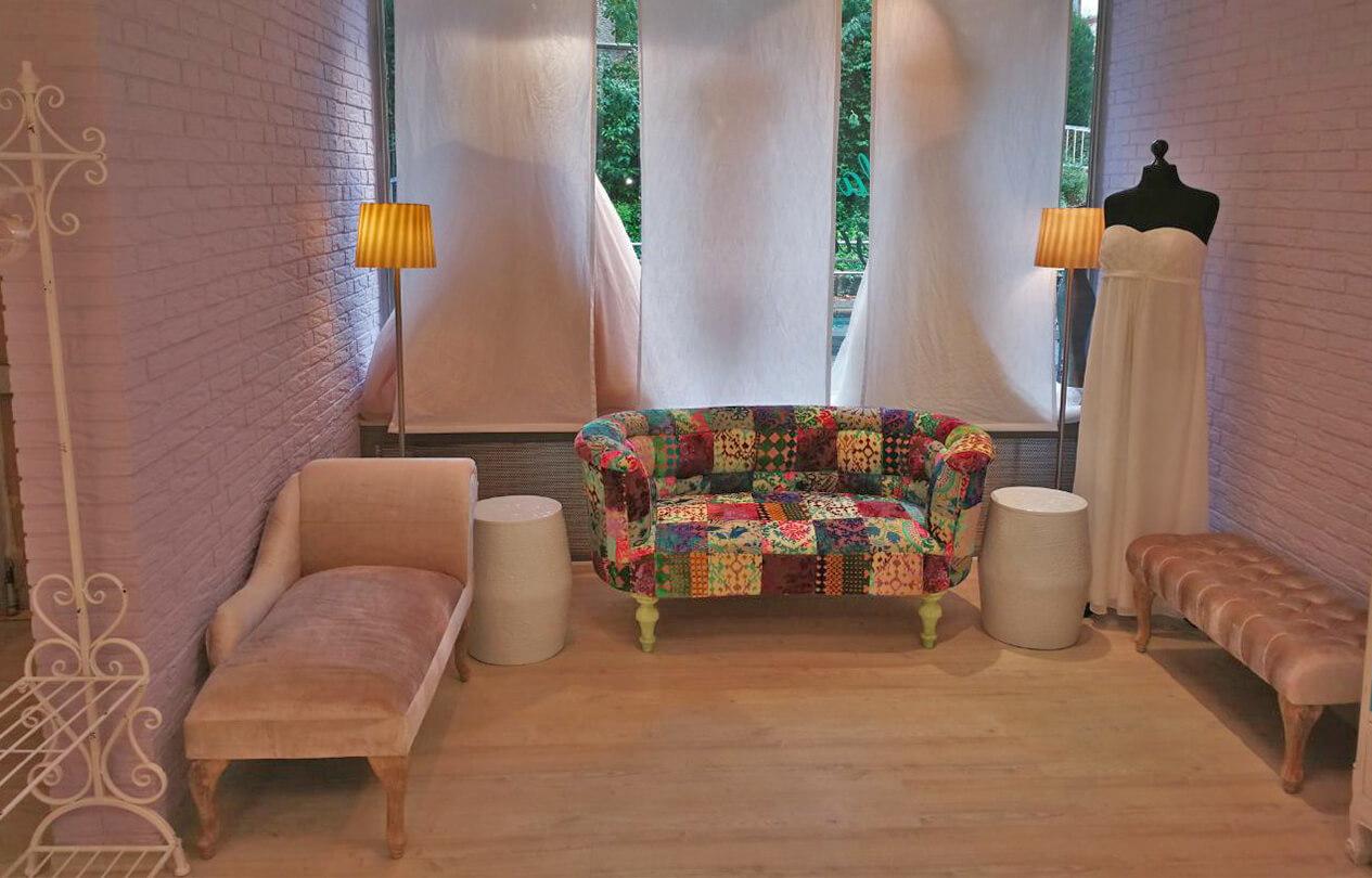 Sitzbereich Studio