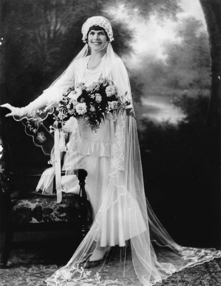 Braut 1920er Jahre