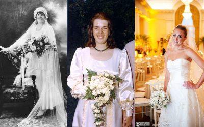 Das Brautkleid im Wandel der Zeit | Brautmoden Bella Figura